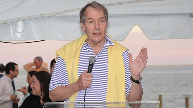 Charlie Rose Married, Wife, Age, Net Worth, Wiki, Bio, Salary, Illness