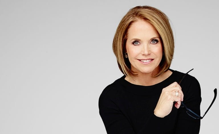Katie Couric Bio, Husband, Net Worth, Age, Daughters, Education