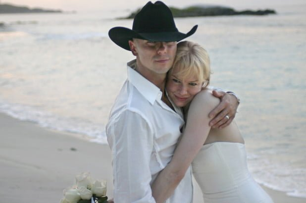 Kenny Chesney and Renée Zellweger