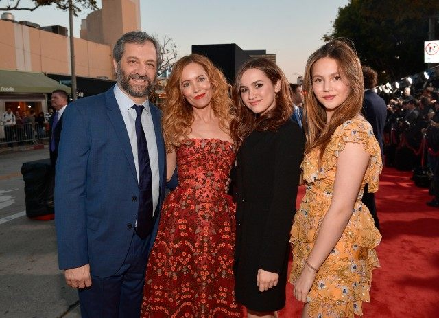 Who is Leslie Mann's Husband, Daughters and Family Members, Here are The Facts