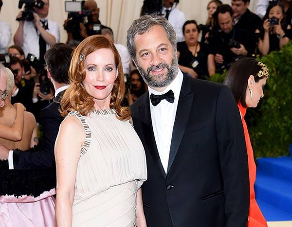 Who is Leslie Mann's Husband, Daughters and Family Members, Net Worth