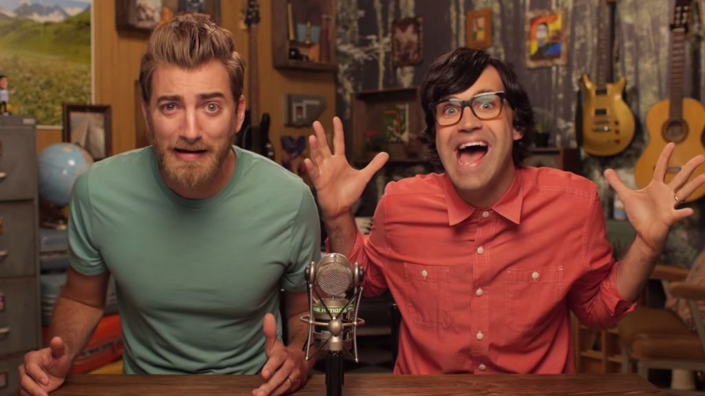 Rhett and Link Wives, Kids, Family, Age, Net Worth, Quick Facts
