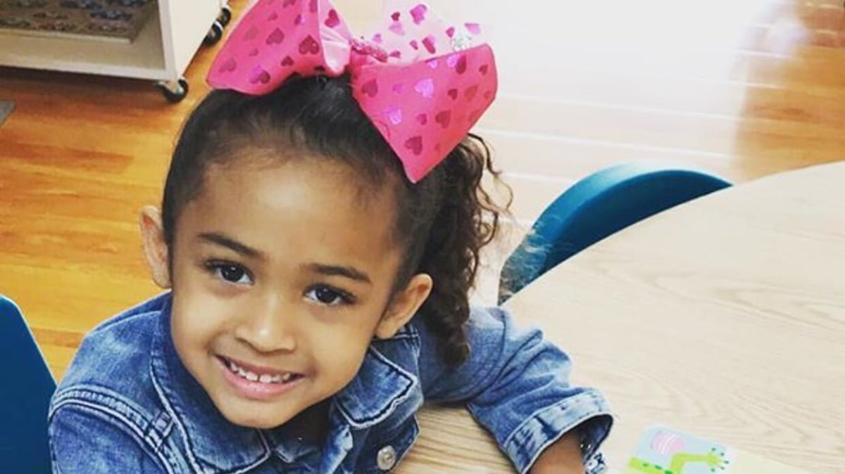 Royalty Brown (Chris Brown's Daughter) Bio And Everything You Need To Know