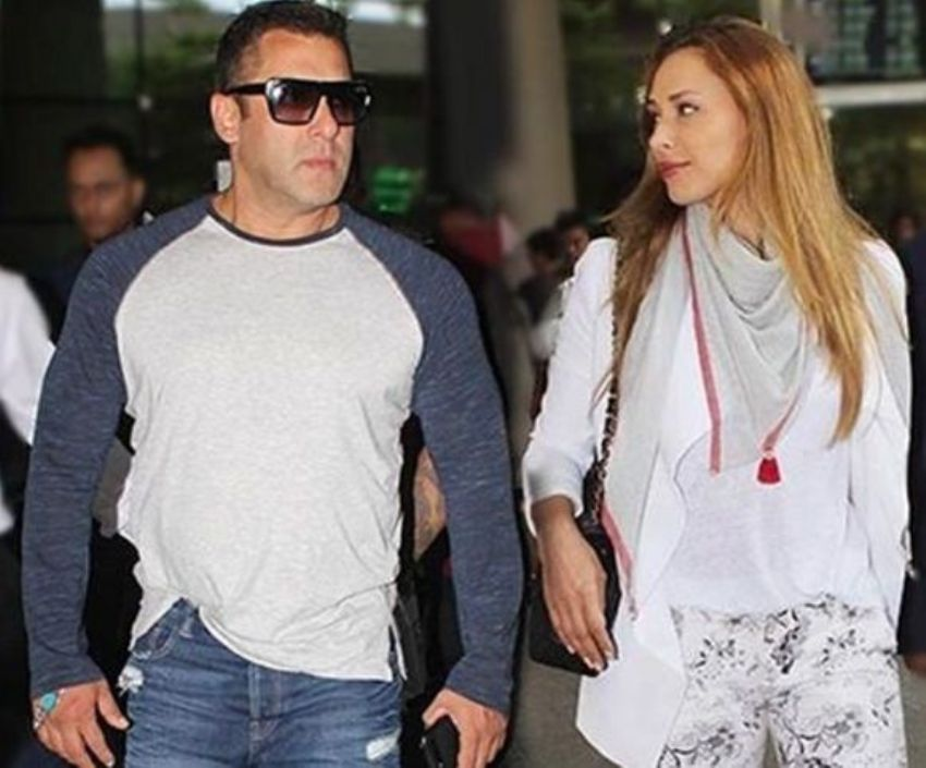 Salman and Iulia