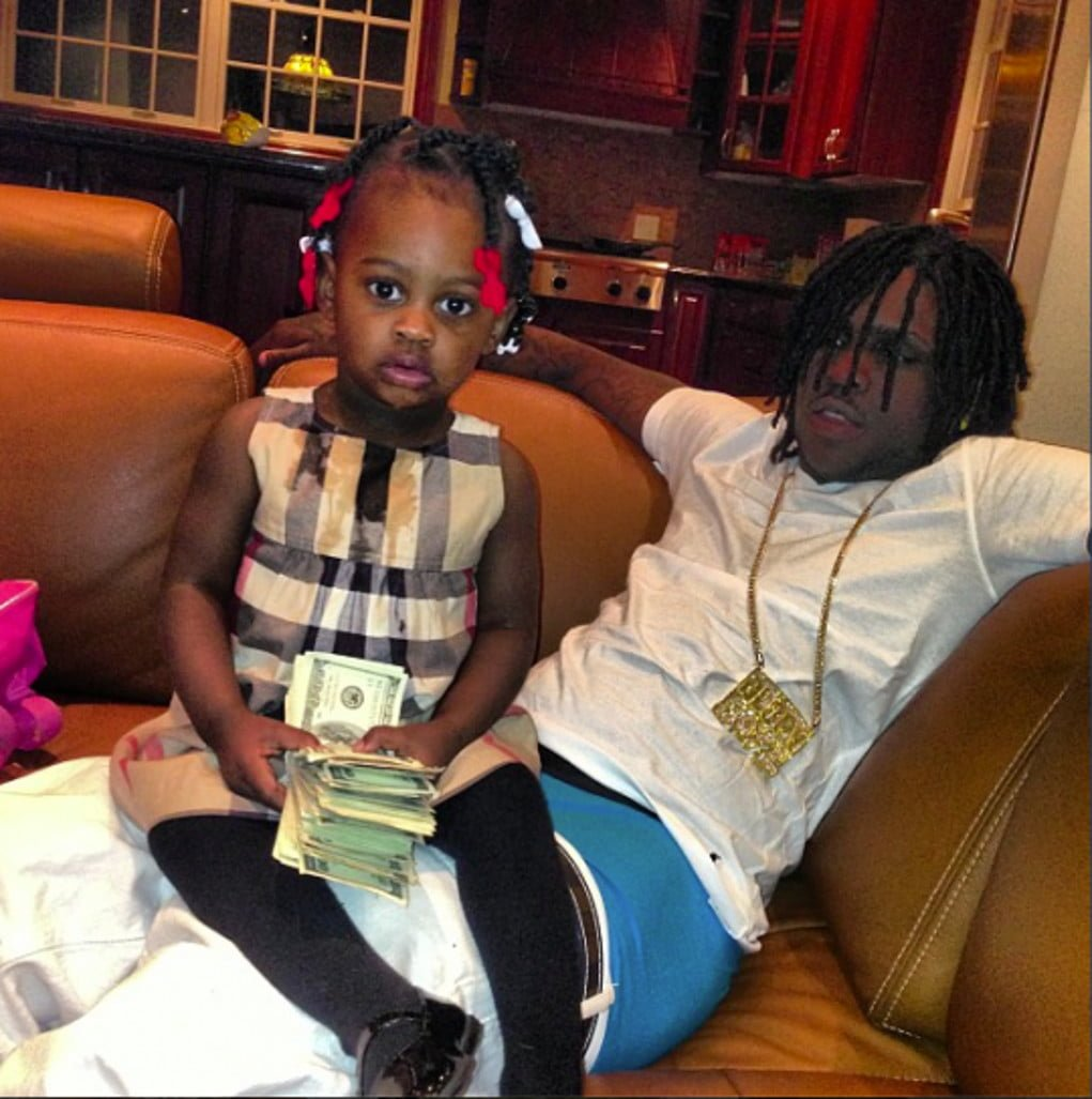 chief-keef-baby-mama