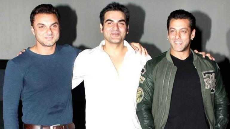 salman khan brothers