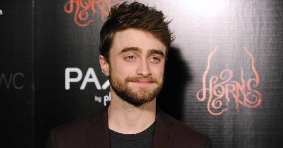 Daniel Radcliffe's Height, Weight And Body Measurements