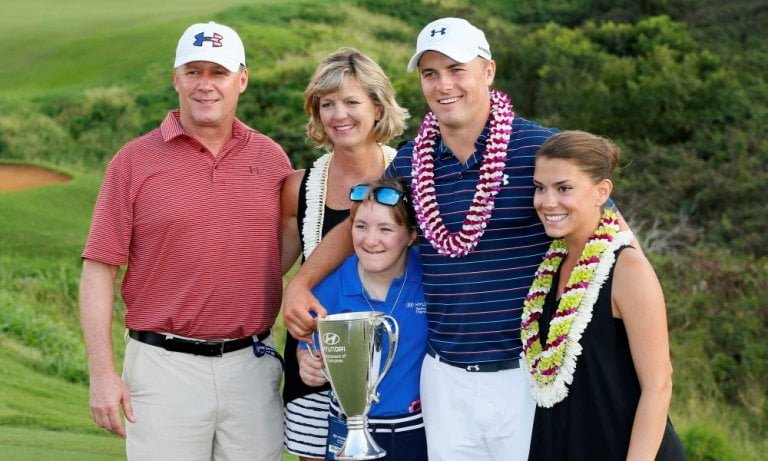 Jordan Spieth Bio, Girlfriend, Wife, Sister, Family, Net Worth, House