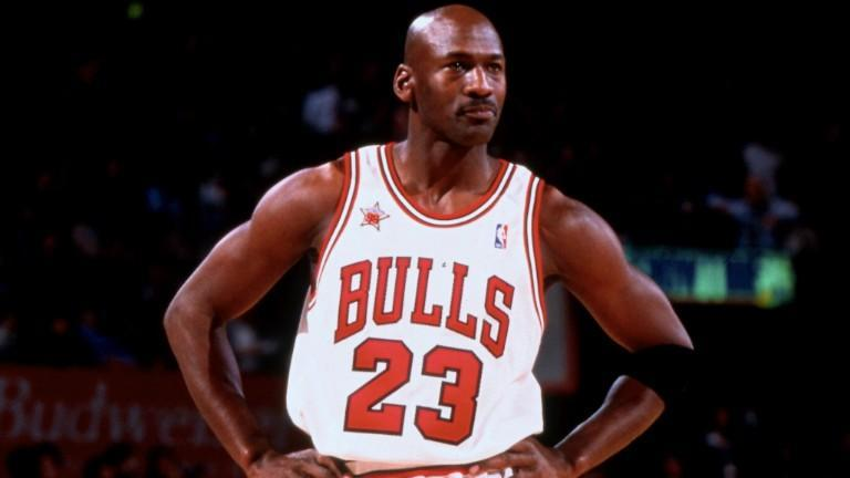 Michael Jordan's Height, Weight, And Body Measurements
