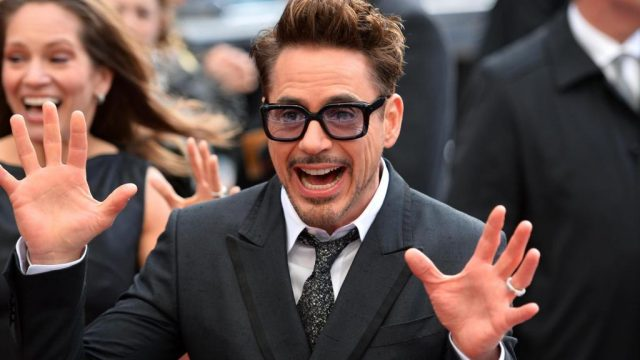 Robert Downey Jr.'s Height, Weight And Body Measurements