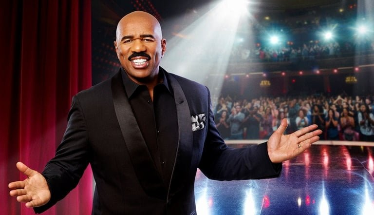Steve Harvey Wiki, Wife, Family, Kids, Net Worth, Height, Age, House