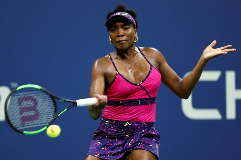 Date of Birth:	1980 , June-17  Age:	39 years old  Birth Nation:	United States of America  Height:	6 Feet 1 Inch Name	Venus Williams Birth Name	Venus Ebony Starr Williams Nick Name	Venus Father	Richard Williams Mother	Oracene Price Nationality	American Birth Place/City	Palm Beach Ethnicity	African-American Profession	Tennis player Working For	WTA Tour Net Worth	$95 million Salary	$10.5 million Body Measurements	35-26-35 Famous for	Winner of four Olympic gold Special Title	2 US Open, 5 Wimbeldon Boyfriend	Nicholas Hammond Married	N/A Married to	N/A Education	Indiana University Siblings	Serena Williams, Yetunde Price, Lyndrea Price, Dylan Starr Williams, Isha Price, Richard Williams III