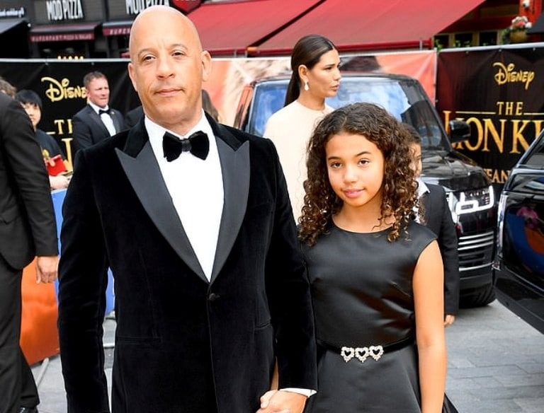 Vin Diesel Wife, Girlfriend, Daughter