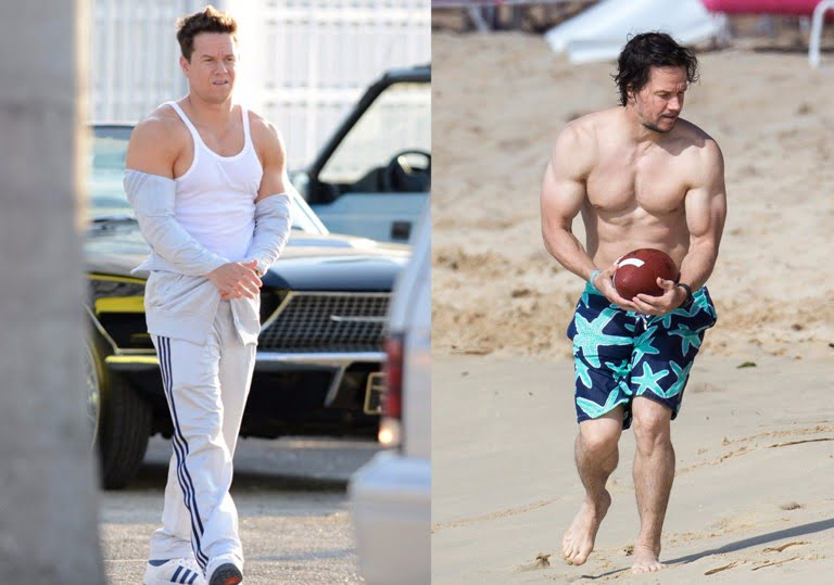 Mark Wahlberg Height, Weight, Measurements