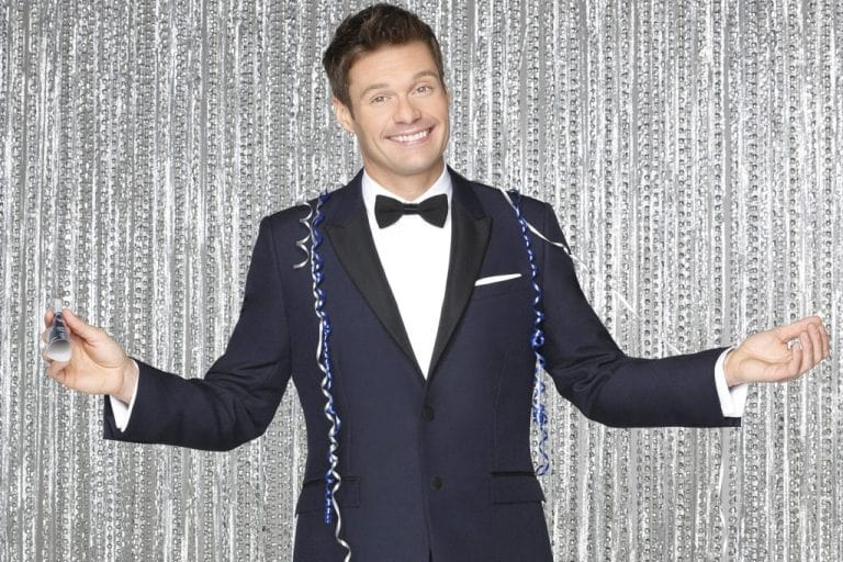 Ryan Seacrest's Height, Weight And Body Measurements