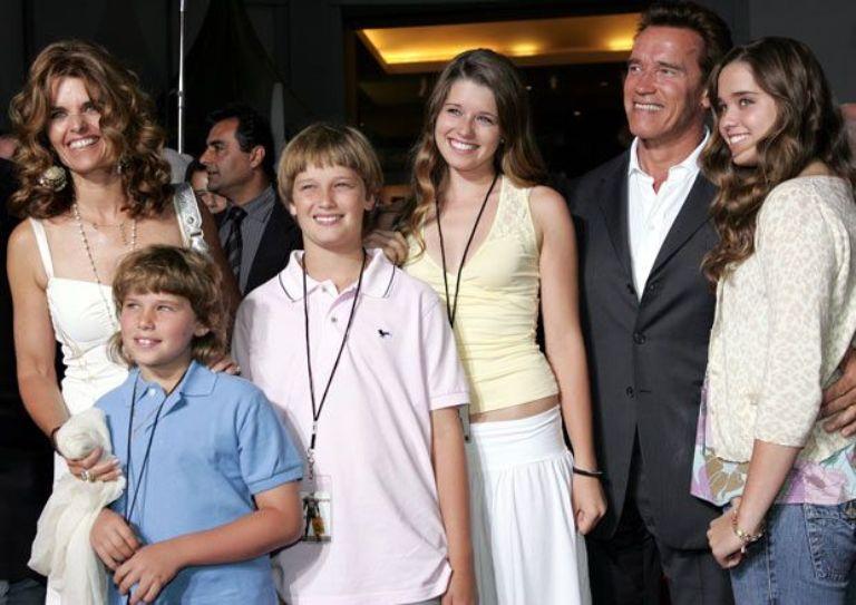Arnold Schwarzenegger's House, Family And Divorce