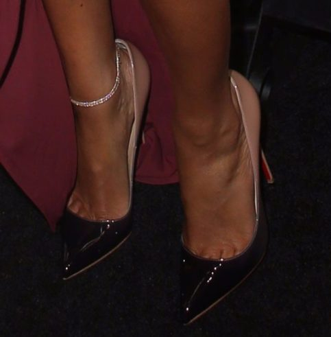 Beyonce Feet, Shoe Size and Shoe Collection