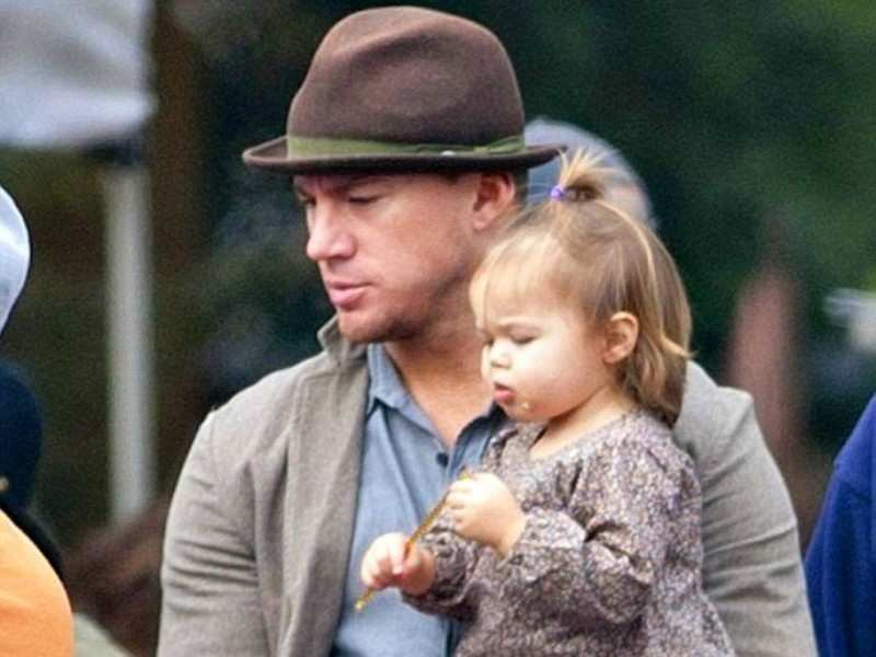 Channing Tatum's Wife, Daughter And Parents