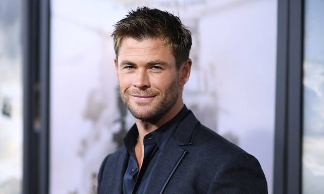 Chris Hemsworth's Height, Weight Body Measurements