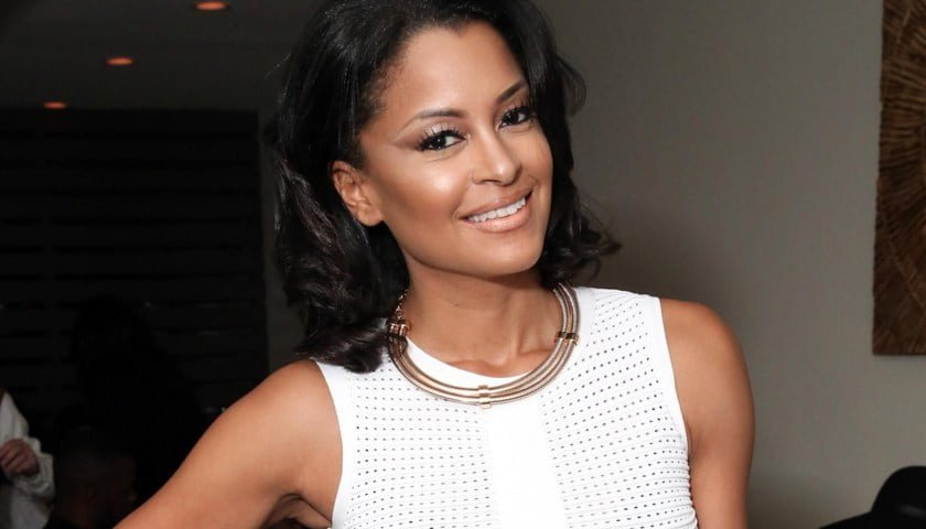 Claudia Jordan's Feet, Shoe Size, And Shoe Collection