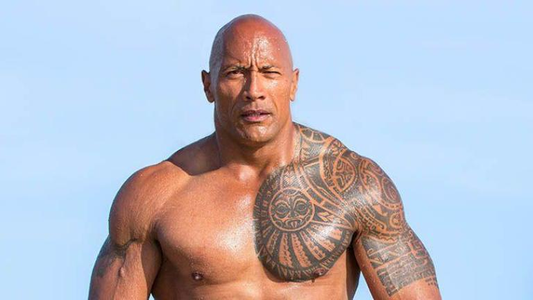 Dwayne Johnson S Height Weight And Body Measurements Celebily