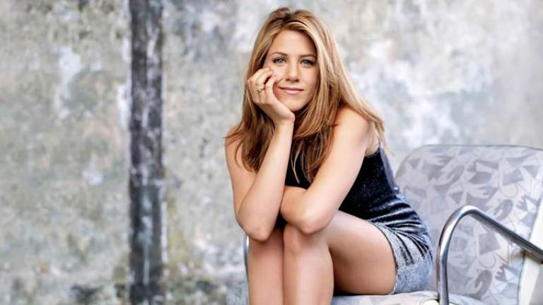 Young Jennifer Aniston: The Secret To Her Youthfulness