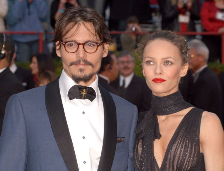 Johnny Depp's Wife, Kids And Girlfriend