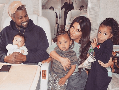 Kim Kardashian Dad, Mother, Kids, Family