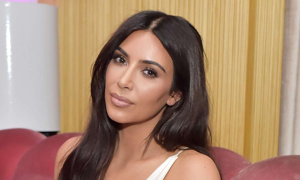 Kim Kardashian's Nose Job, Eyebrows And Nails
