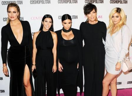 Kim Kardashian's Sisters And Husband
