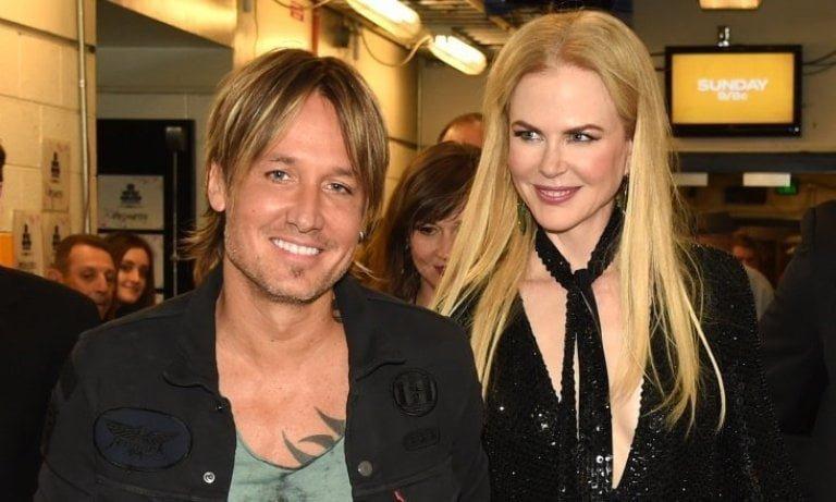 Nicole Kidman's Children, Husband, Feet