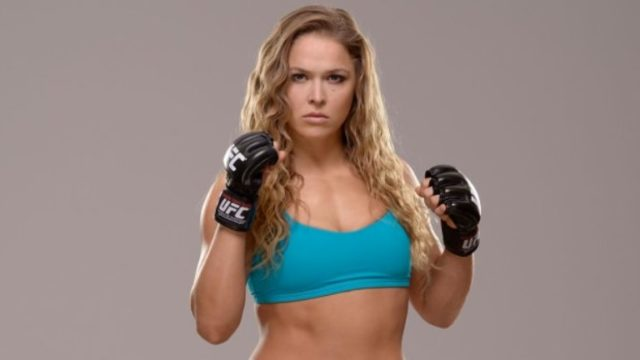 Ronda Rousey Feet, Shoe Size and Shoe Collection