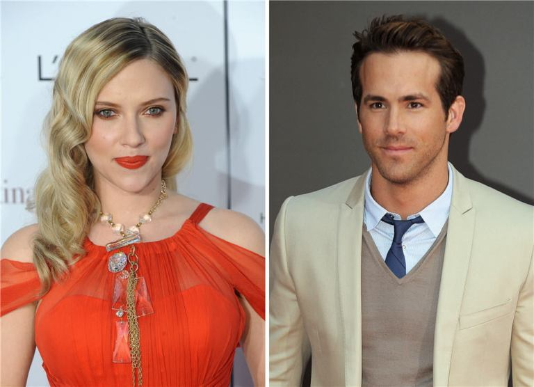 Scarlett Johansson's Husband, Boyfriend And Sisters