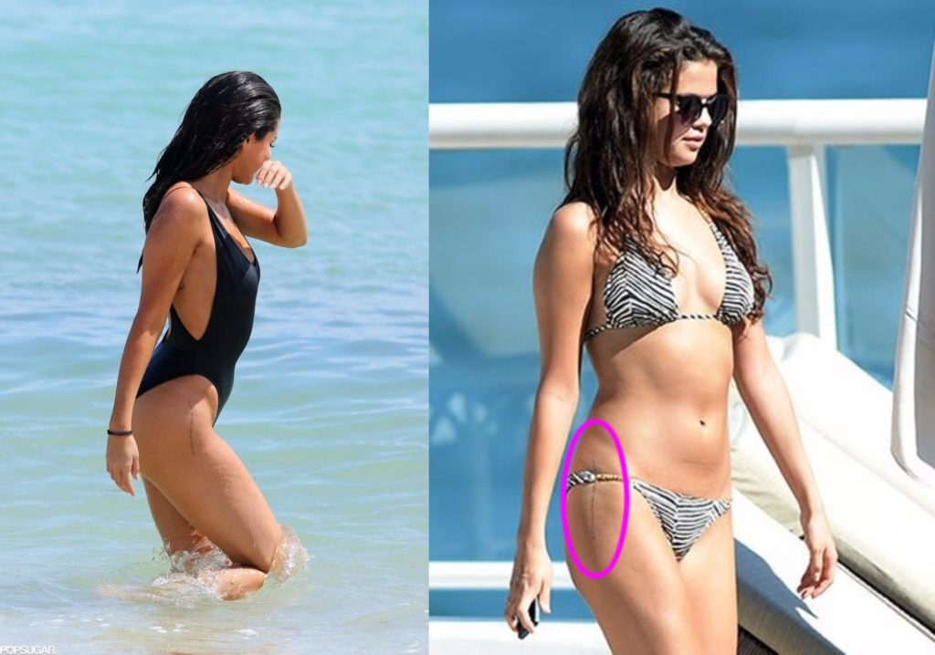 Selena Gomez Tattoos And Quotes