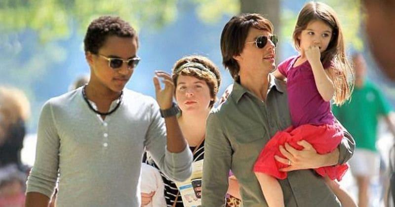 Tom Cruise Son, Daughter, Kids