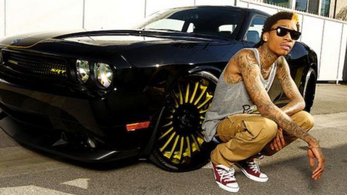 Wiz Khalifa's House And Cars