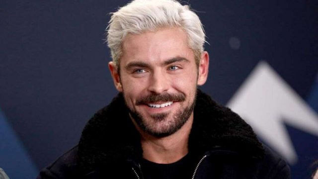 Zac Efron's Hairstyle Tattoo And Abs