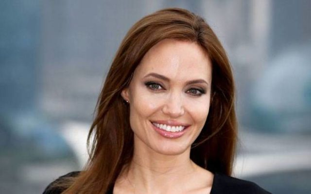 Angelina Jolie's Lips, House And Family