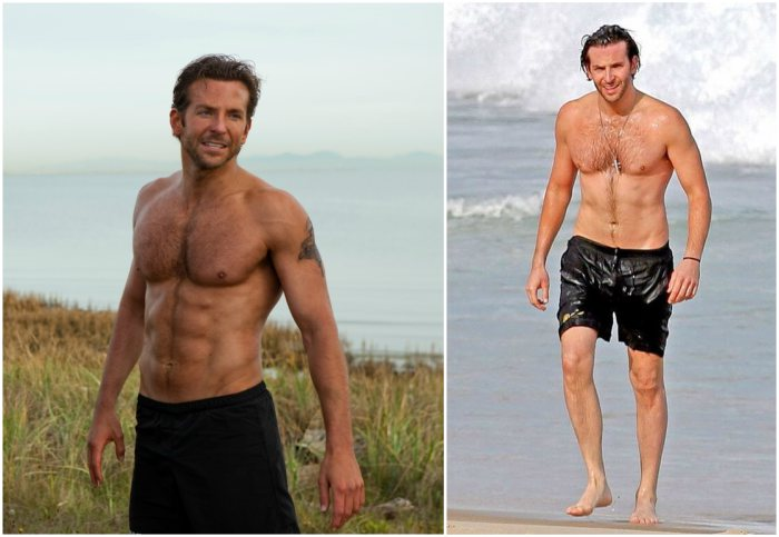 Bradley Cooper's Height, Weight And Body Measurements