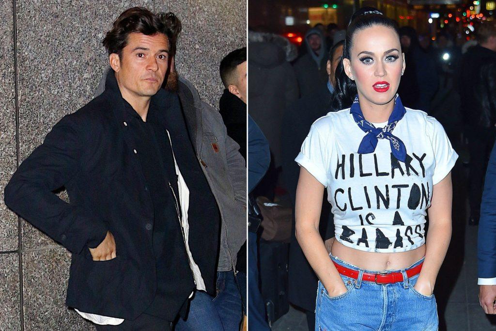 Katy Perry's Boyfriends