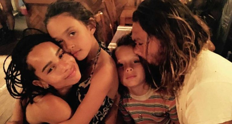 Beyond The Camera; Jason Momoa's Family And His Scar