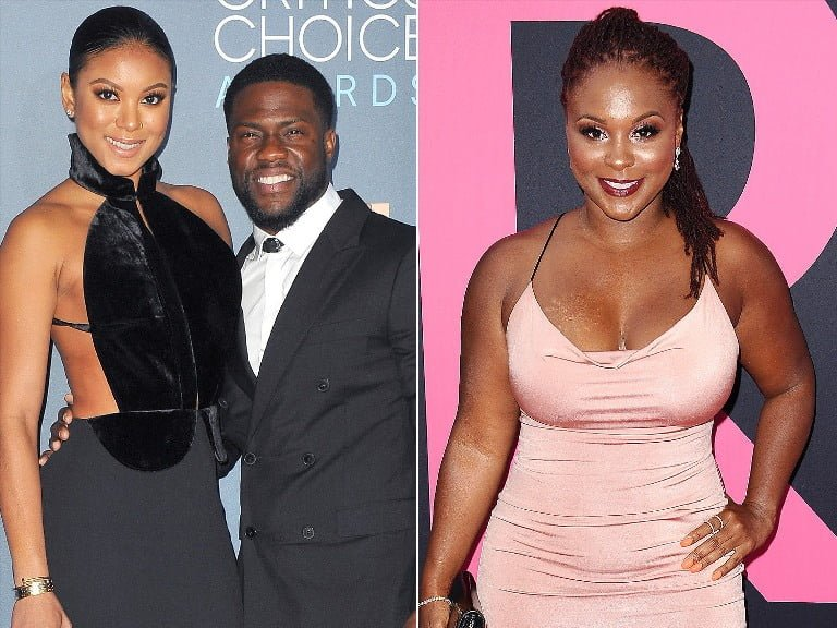 Kevin Hart S Wife Ex Wife And Girlfriend Everything You Need To Know Celebily