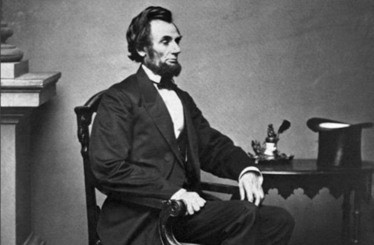 Abraham Lincoln's Height, Weight And Body Measurements