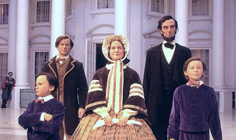 Abraham Lincoln's Wife, Sons And Family