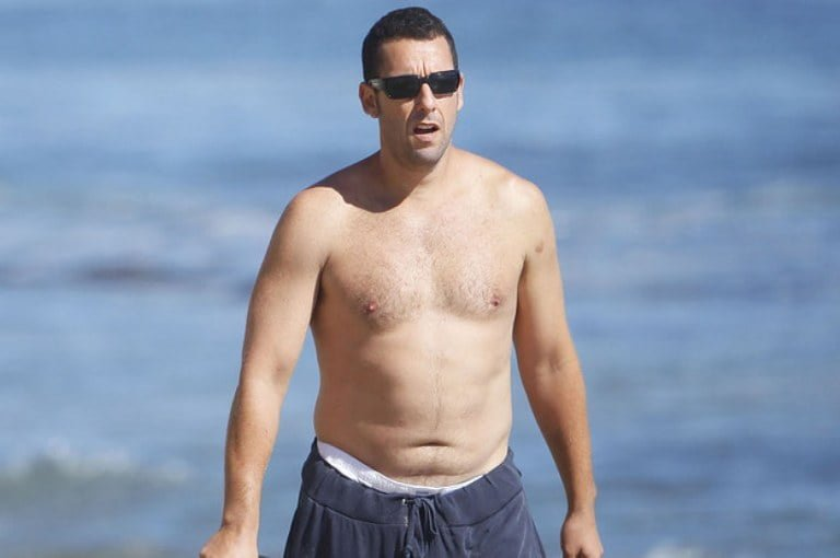 Adam Sandler's Height, Weight And Body Measurements
