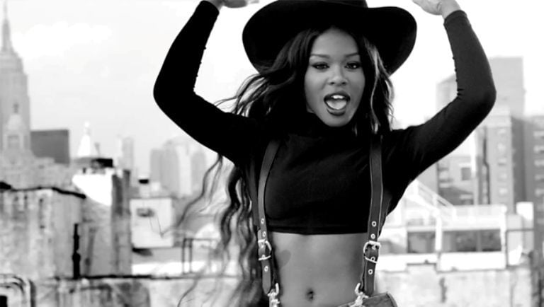 Azealia Banks Height, Weight And Body Measurements