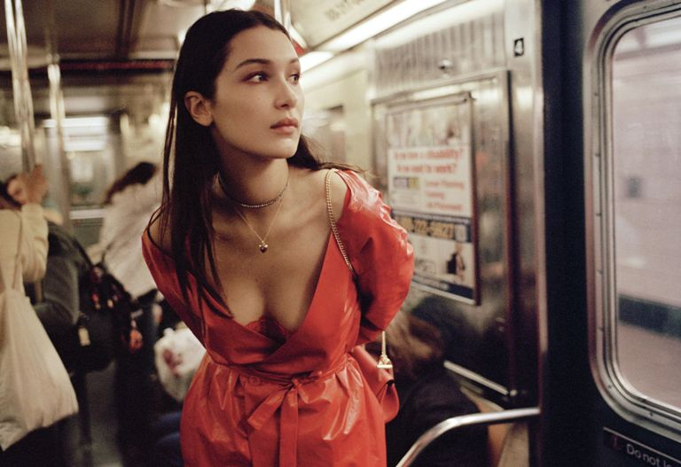 Bella Hadid's Height, Weight And Body Measurements