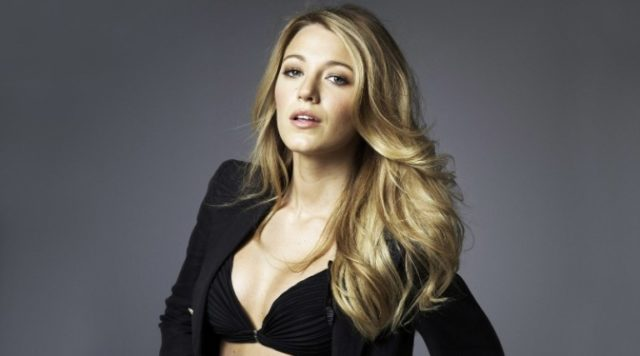 Blake Lively's Height, Weight And Body Measurements