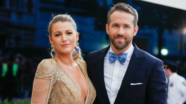 Blake Lively's Daughter, Husband and Sisters