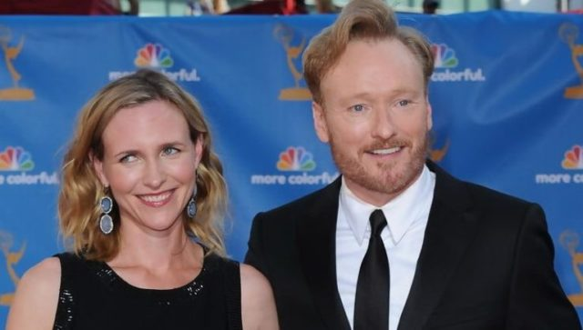 Conan O'Brien's Wife, Sisters And Kids